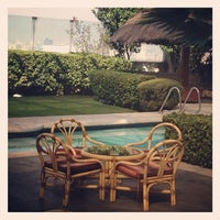 Photo taken at Hotel Sevilla Palace by Rodrigo R. on 3/17/2012