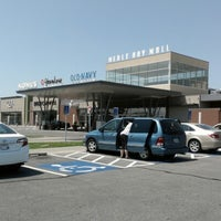 Photo taken at Merle Hay Mall by Nathan B. on 6/27/2012