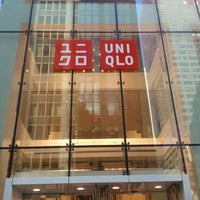Photo taken at UNIQLO by Jason A. on 5/13/2012