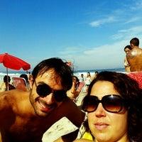 Photo taken at Barraca da Muvuca by lola b. on 6/3/2012