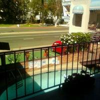 Photo taken at Villa Capri Hotel Coronado by Kait M. on 6/26/2012
