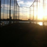 Photo taken at The Golf Club at Chelsea Piers by Ross P. on 6/15/2012
