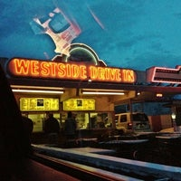 Photo taken at Westside Drive-In by Brandon, B. on 3/16/2012