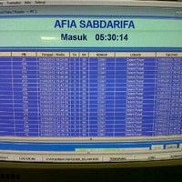 Photo taken at Delami Garment Industries by Afia S. on 5/31/2012