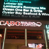 Photo taken at Cabo Wabo Cantina by Aloun S. on 3/5/2012