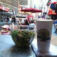 Photo taken at Chop't Creative Salad Company by Adam B. on 5/13/2012