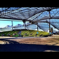 Photo taken at Olympiahalle by Alvaro G. on 3/26/2012
