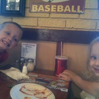 Photo taken at Pizza Hut by Lindsay S. on 4/6/2012