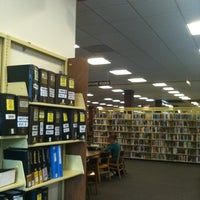 Photo taken at Santa Cruz Public Libraries Downtown Branch by Floy B. on 7/17/2012