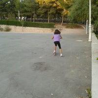 Photo taken at Parc Nou by Francisco C. on 7/4/2012