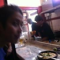 Photo taken at ArKen Restaurant by Sebastian R. on 2/7/2012
