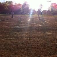 Photo taken at Cobra Field by Lauren B. on 4/6/2012