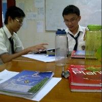 Photo taken at Saint Peter's School by Mysteryman 2. on 2/24/2012