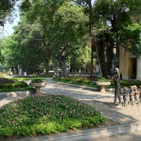 Photo taken at Shamian Park by Edison S. on 4/22/2012