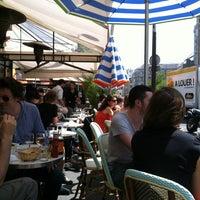 Photo taken at Pause Café by Mylène A. on 5/30/2012