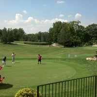 Photo taken at Bunker Hill Golf Course by Mark L. on 8/25/2012