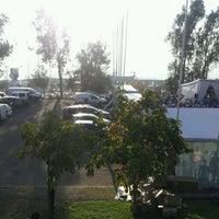 Photo taken at Canchas de entrenamiento del Estadio San Carlos de Apoquindo. by PabLo F. on 4/21/2012