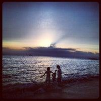 8/19/2012にTadashi N.が秋谷海岸で撮った写真
