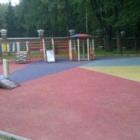 Photo taken at Детская площадка by ☭ volgania ☭. on 8/25/2012