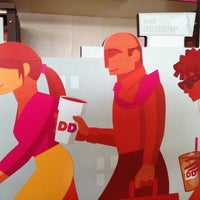 Photo taken at Dunkin Donuts by Christian M. on 3/11/2012