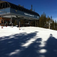 Photo taken at Top Of Highline Lift by Jonathan R. on 3/13/2012
