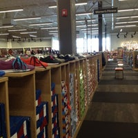 Photo taken at DSW Designer Shoe Warehouse by Mary N. on 8/9/2012