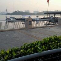 Photo taken at Pusat Maritim Putrajaya by Effy A. on 3/24/2012