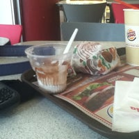Photo taken at Burger King by Bea G. on 3/4/2012