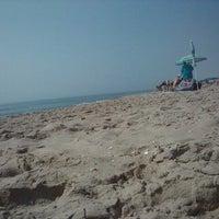 Photo taken at Ocean City Beach by Korrie S. on 6/22/2012