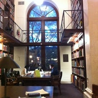 Photo taken at Avery Architectural & Fine Arts Library by Jake S. on 4/9/2012