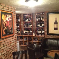 Photo taken at Wine Bar at the Classic Wineseller by Andy on 7/6/2012