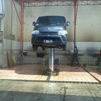 Photo taken at Cikopo Car Wash by bejo S. on 6/8/2012