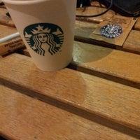 Photo taken at Starbucks by SMIL2LIVE on 4/13/2012