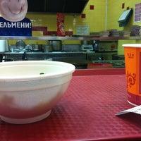 Photo taken at Теремок by Daria I. on 3/16/2012
