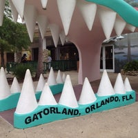 Photo taken at Gatorland by Carmen M. on 5/29/2012