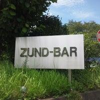 8/16/2012にsutemuがZUND-BARで撮った写真