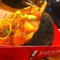 Photo taken at Yakimaki Temakeria by ⚡️Nelson P. on 3/16/2012