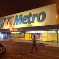 Photo taken at Metro by Omar T. on 7/27/2012