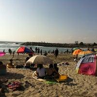 Photo taken at Playa Trocadero by Jorge A. on 3/11/2012