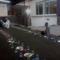 Photo taken at Masjid Al Hasanah by Arif B. on 8/6/2012