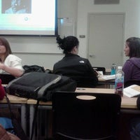 Photo taken at ghc room 326 by Lynnette F. on 2/6/2012