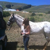 Photo taken at Rowell Ranch Rodeo Park by Myriam B. on 5/19/2012