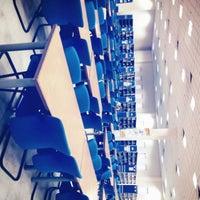 Photo taken at Siti Hasmah Digital Library by Aaron P. on 4/20/2012