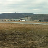 Photo taken at Elmira / Corning Regional Airport (ELM) by Jared M. on 2/28/2012