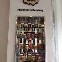 Photo taken at Peanut Butter Company by Trissie C. on 3/6/2012