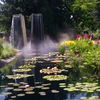 Photo taken at Denver Botanic Gardens by Xylia I. on 7/26/2012