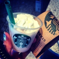 Photo taken at Starbucks by Marie L. on 6/21/2012