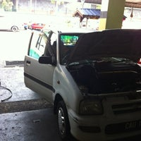 Photo taken at ADD GARAGE by Fitrie on 5/24/2012