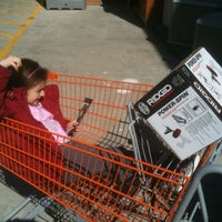 Photo taken at The Home Depot by Lenny C. on 3/10/2012
