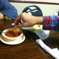 Photo taken at Alfredo's Mexican Restaurant by Taylor L. on 2/17/2012